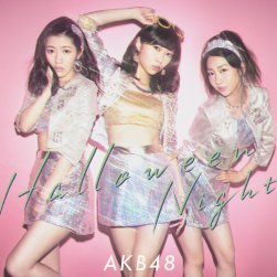 AKB48 Halloween Night Limited A