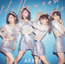 AKB48 Halloween Night Limited B