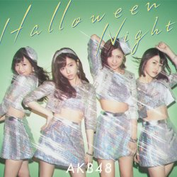 AKB48 Halloween Night Limited C