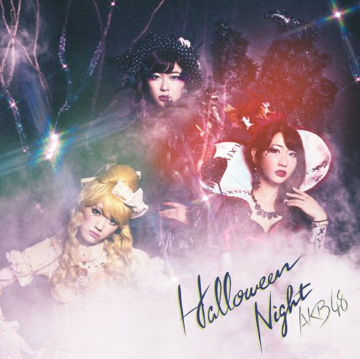 AKB48 Halloween Night Regular A