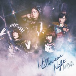 AKB48 Halloween Night Regular B