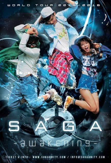SAGA Awakening