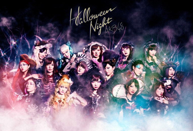 AKB48 Halloween Night 412