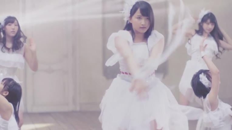 Morning Musume Tsumetai Kaze to Kataomoi