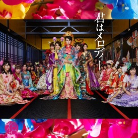 AKB48 Kimi wa Melody Cover Type A Limited