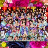 AKB48 Kimi wa Melody Cover Type E Limited