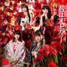 AKB48 Kimi wa Melody Cover Type E Regular