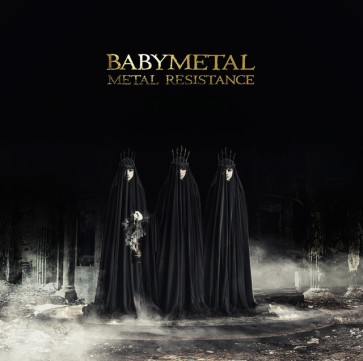 Babymetal Metal Resistance Cover Limited
