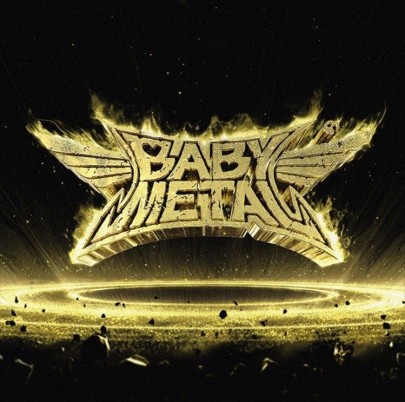 BABYMETAL Metal Resistance Cover