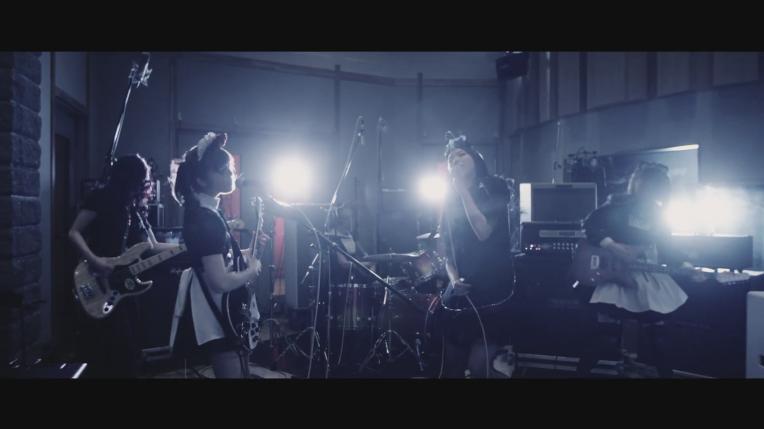BAND-MAID alone MV