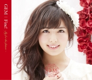 GEM fine fly future Cover Takeda Maaya