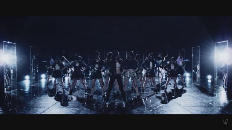 HKT48 Make noise MV