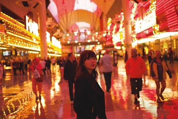 HKT48 Sashihara Rino Las Vegas