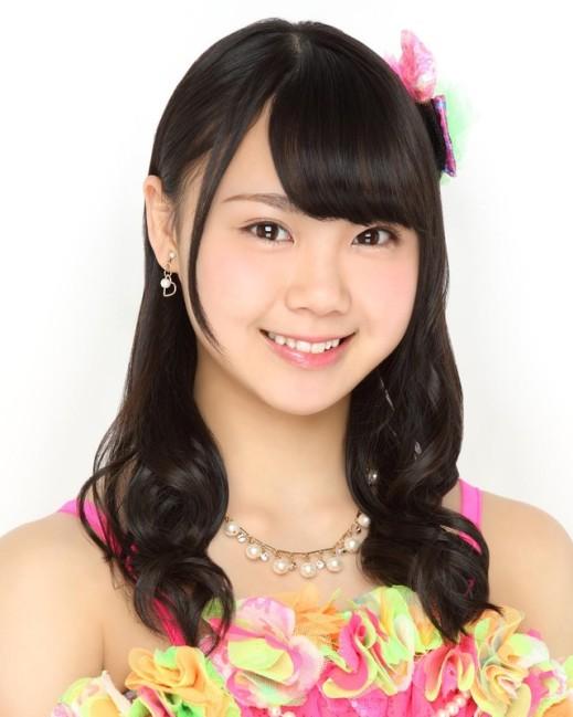 NMB48 Nishimura Aika
