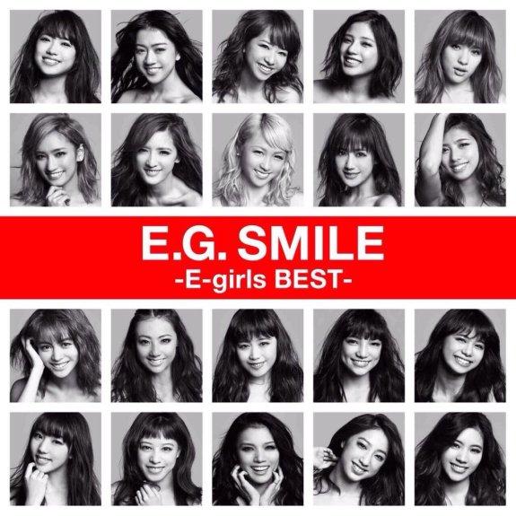 E.G. SMILE - E-girls BEST - Cover