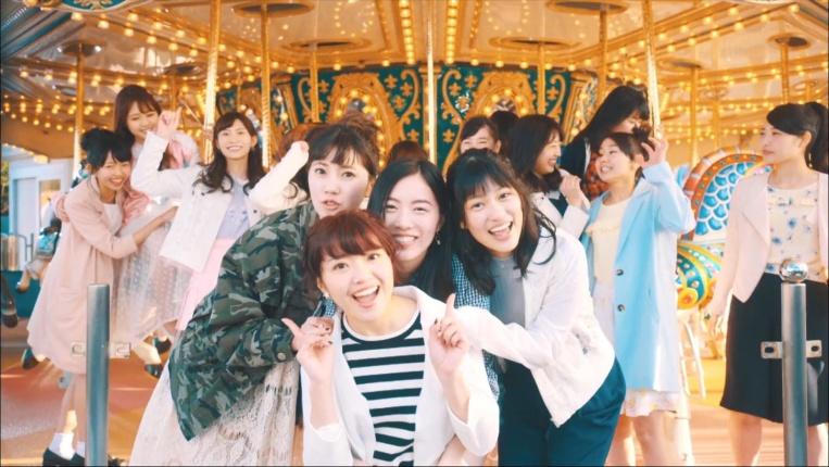 SKE48 Kanojo ga Iru MV