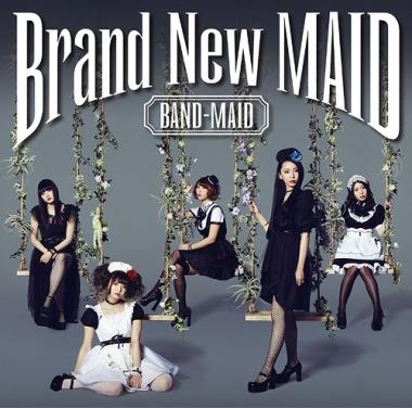 BAND-MAID Brand New Maid Album Type B