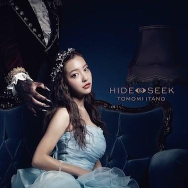 Itano Tomomi Hide Seek Single Cover A
