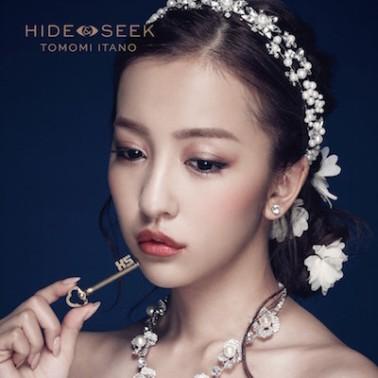 Itano Tomomi Hide Seek Single Cover B