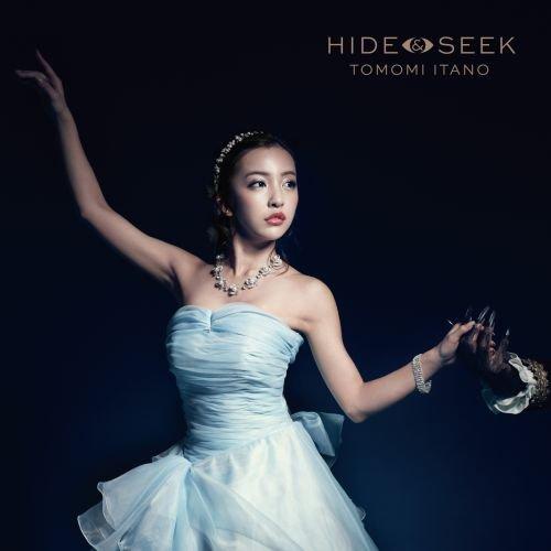 Itano Tomomi Hide Seek Single Cover Regular