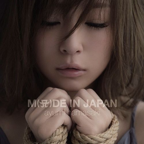 Ayumi Hamasaki Made in Japan Cd Bluray