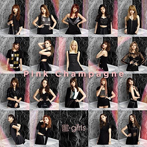 E-Girls Pink Champagne