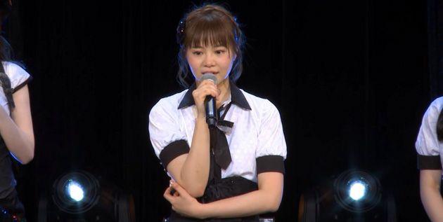 HKT48 Anai Chihiro Graduation