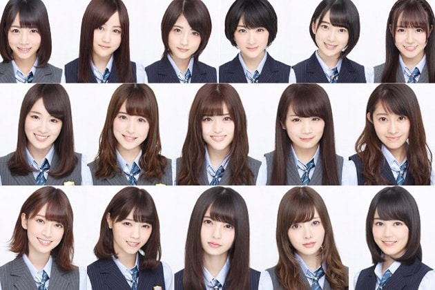 Nogizaka46 15th Single Lineup