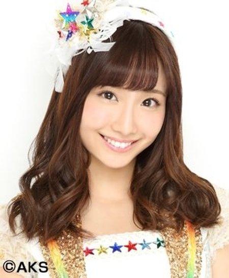 SKE48 Shibata Aya