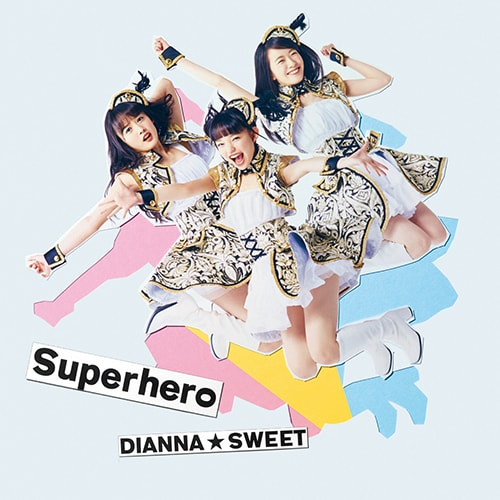 Dianna Sweet Superhero Type A
