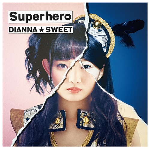 Dianna Sweet Superhero Type C