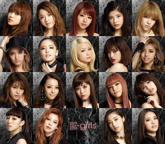 E-girls Pink Champagne One-coin