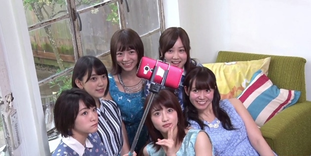 Nogizaka46 Hadashi de Summer