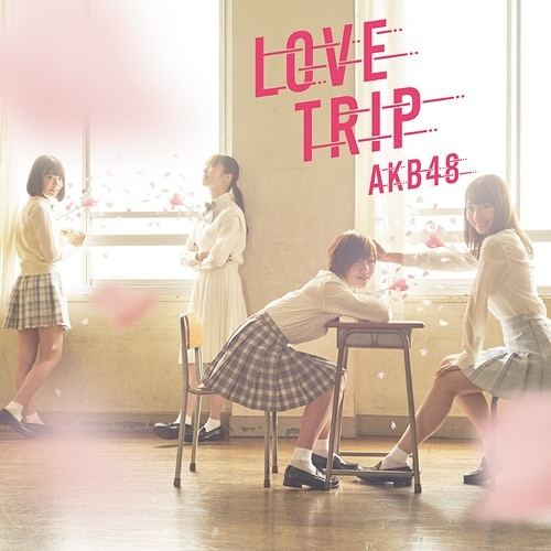AKB48 LOVE TRIP Regular C
