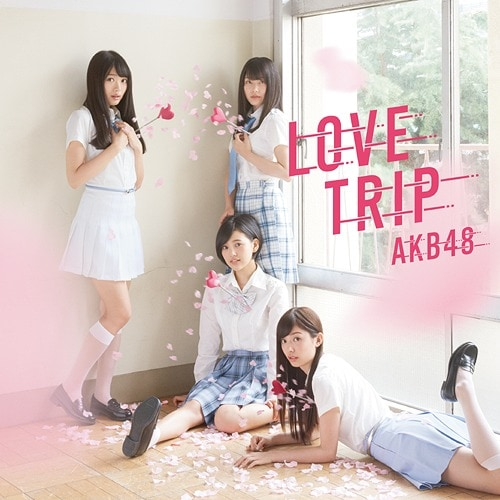 AKB48 LOVE TRIP Regular D