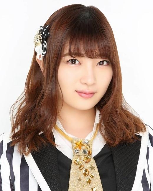 NMB48 Kishino Rika