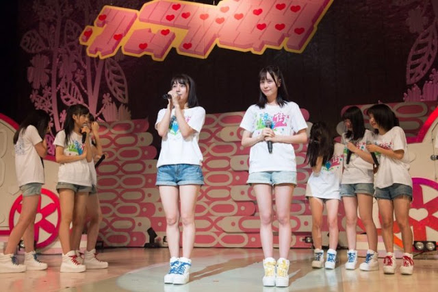AKB48 Kita Reina Kondo Moeri