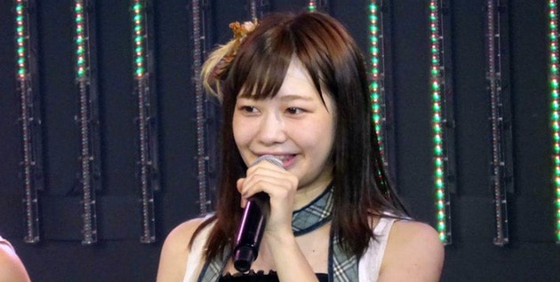 NMB48 Matsuoka Chiho