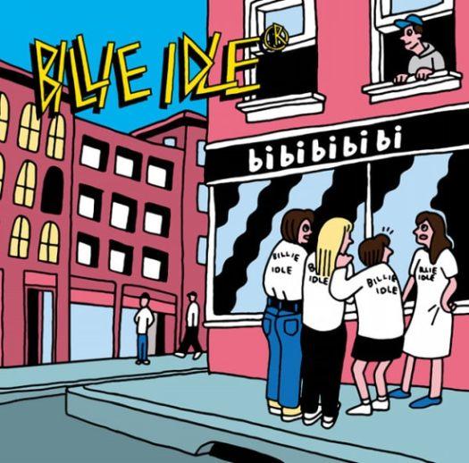 Billie Idle bi bi bi bi bi Album