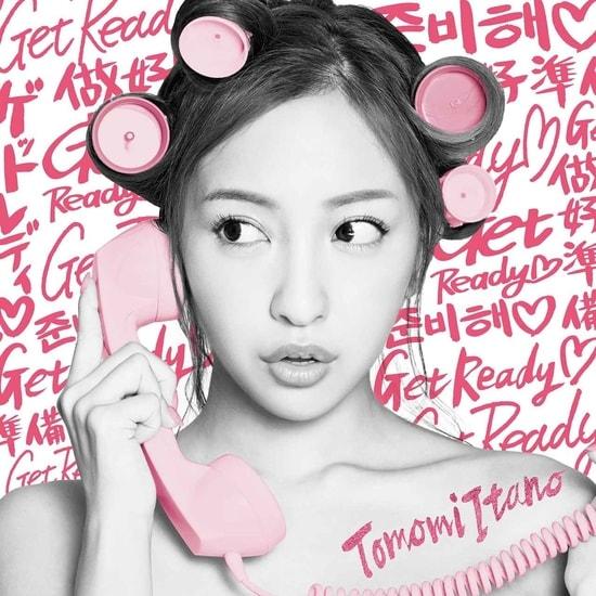 Itano Tomomi Get Ready Regular