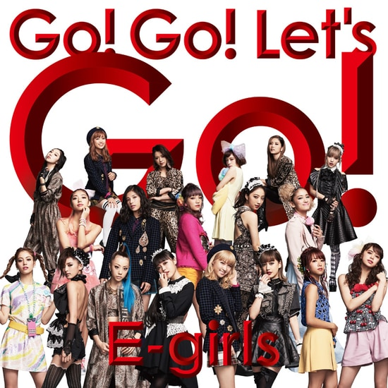 E-girls Let's Go Limited