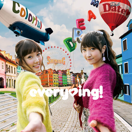 everying! Colorful Shining Dream First Date Limited