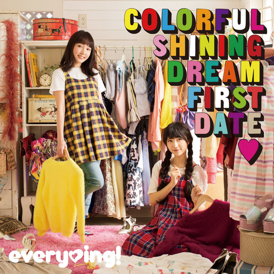 everying! Colorful Shining Dream First Date Regular