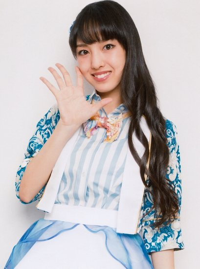 Morning Musume Iikubo Haruna