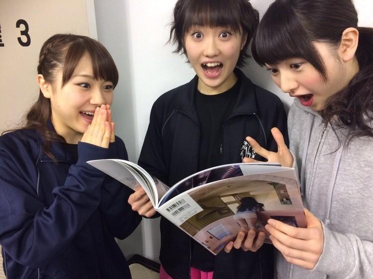 Ishida Ayumi Kudo Haruka Ogata Haruna