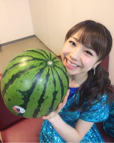 Ishida Ayumi Watermelon