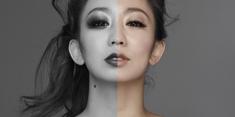 Koda Kumi W Face inside outside