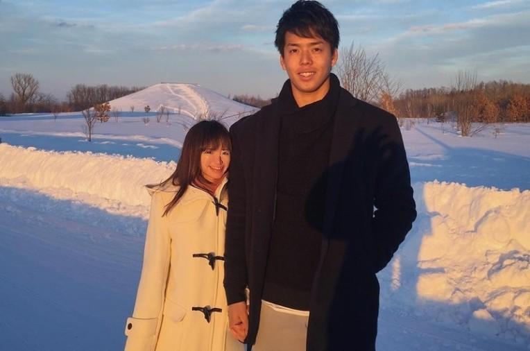 Konno Asami Sugiura Toshihiro Marriage