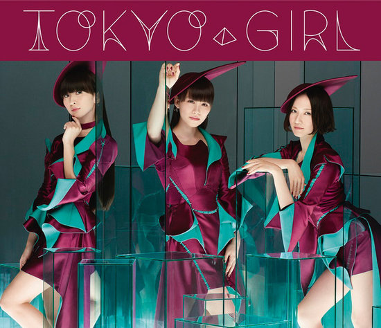 Perfume Tokyo Girl Limited Cover