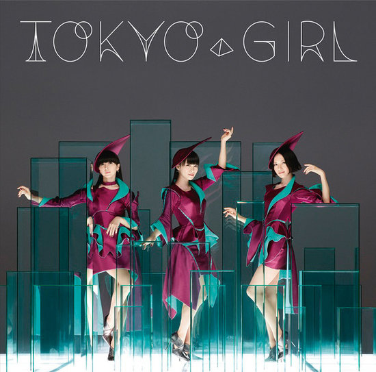Perfume Tokyo Girl Regular Cover